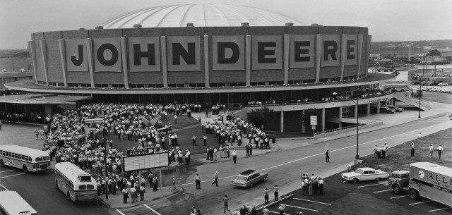 Out of the Vault Series: Deere Day in Dallas