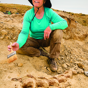 Marry_Ann_Murray_excavate_T-rex