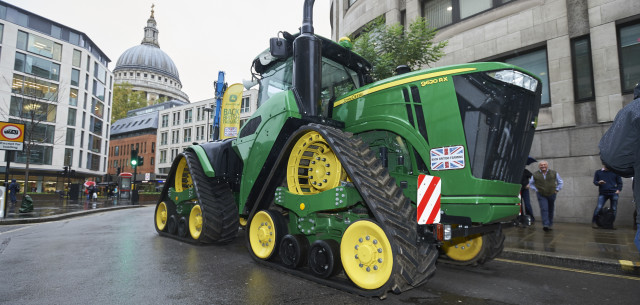 Lord Mayor's Show 2015: The 800th Anniversary of the Historic Parade
