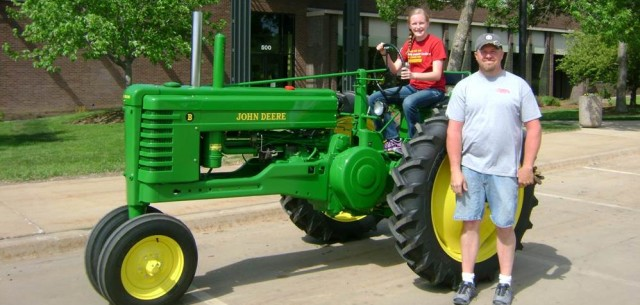 Macy Janssen: Award-winning Teen Tractor Restorer