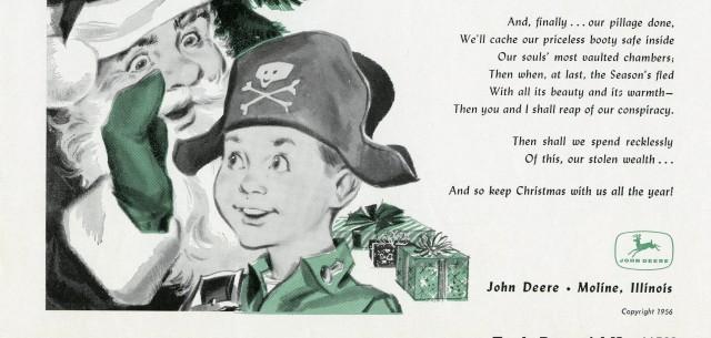 1950s Christmas Greetings