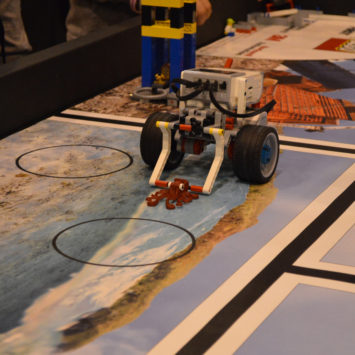 FIRST_Lego_League_robot