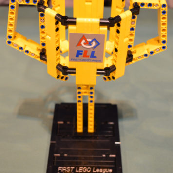 First_Lego_League_Trophy