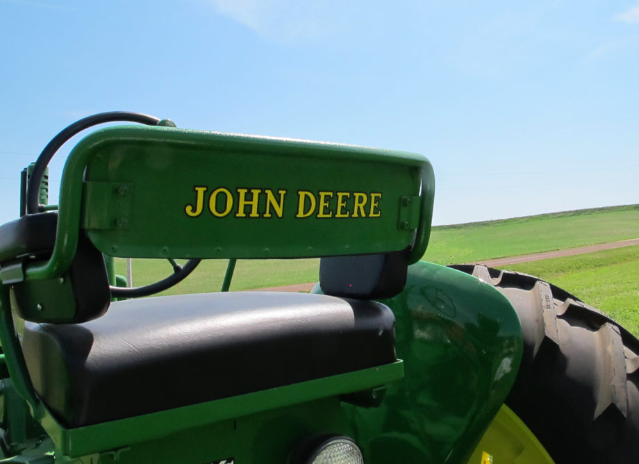 No other brand for this Iowa farmer | The John Deere Journal