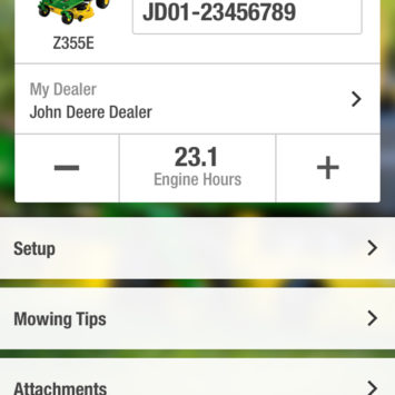 MowerPlus_App_Equipment_Maintenance