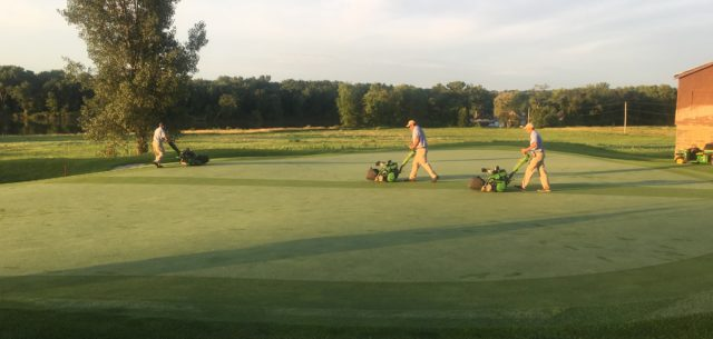 On the Fringe: Transforming the Course at TPC Deere Run