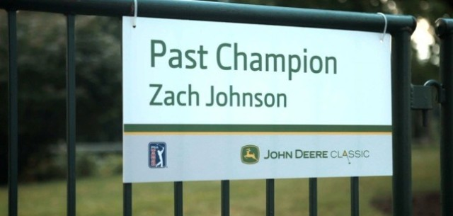 Behind the Bag: John Deere's Sponsorship of Zach Johnson
