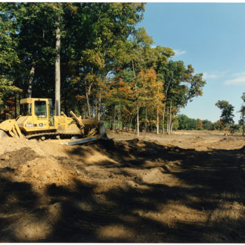 TPC_Deere_Run_course_construction