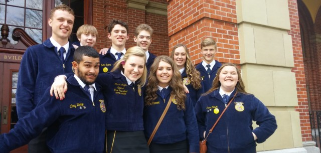 Agricultural Roots: FFA's Abrah Meyer is Cultivating a Brighter Future