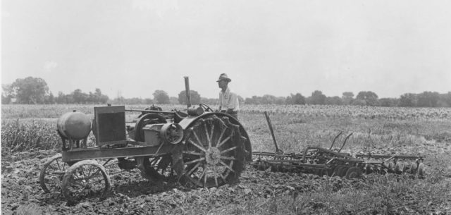 The True Story of the Waterloo Boy Tractor