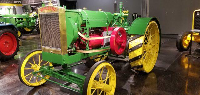 Events Celebrate 100 Years of John Deere Tractors