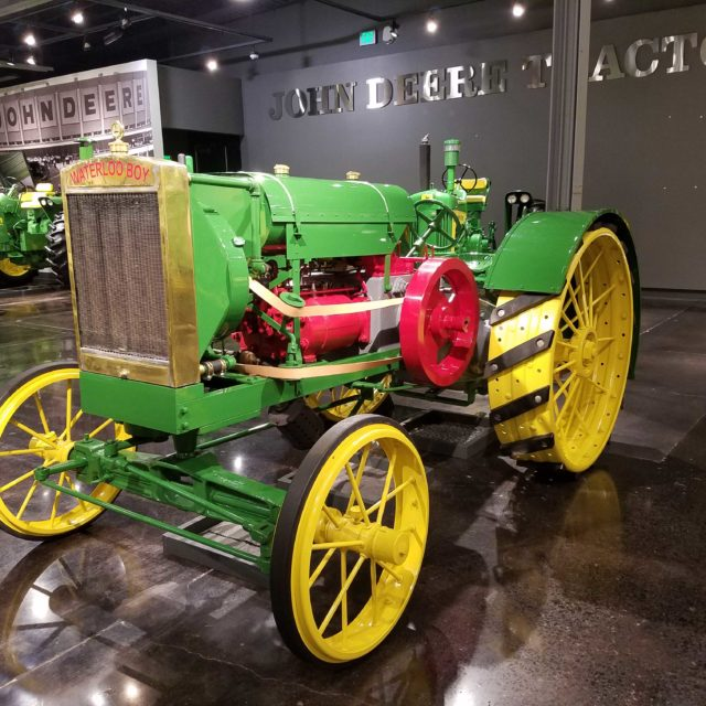 events celebrate 100 years of john deere tractors the john deere