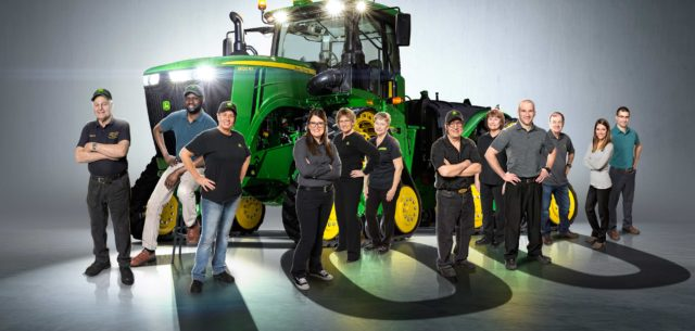 Celebrating a 100-Year Legacy of Tractors at John Deere