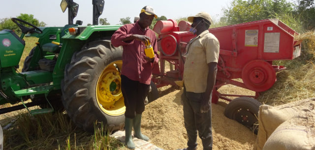 Introducing Mechanization through Service Providers