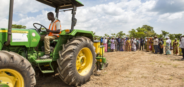 Cultivating Opportunity for African Farmers