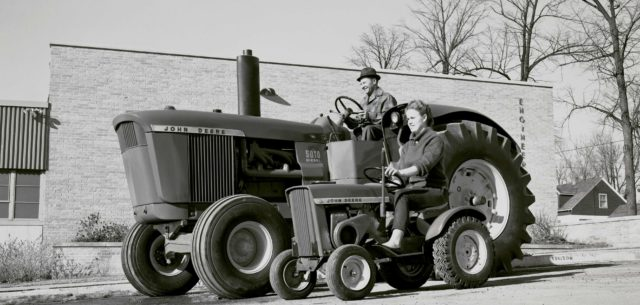 The 110 Lawn and Garden Tractor: A Brand Story