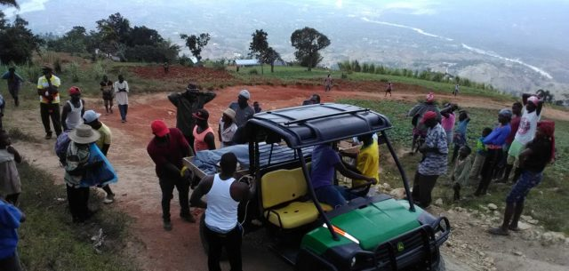 Hope in Haiti: Where There's a Will (and a John Deere Gator™), There's a Way