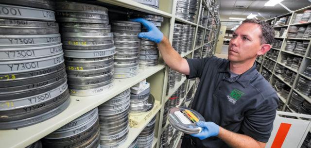 An Archivist's Life