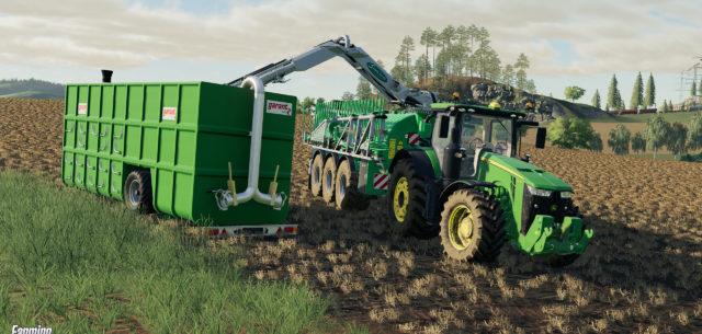 Deere Tractors Find New Fields to Plow