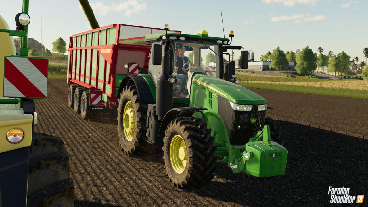 Deere Tractors Find New Fields to Plow   The John Deere Journal