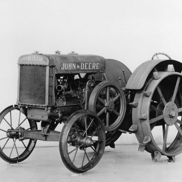 Why Two Cylinders The John Deere Journal