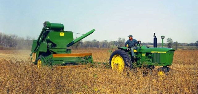 3020 Tractor Finds a Home in John Deere Pavilion