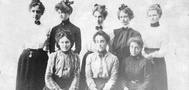 Before Rosie: The First Women at John Deere