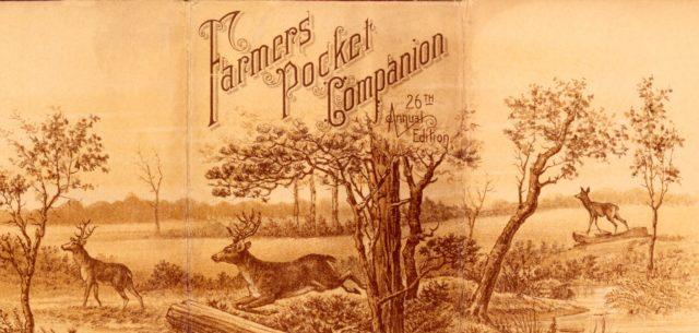The Farmers Pocket Diary