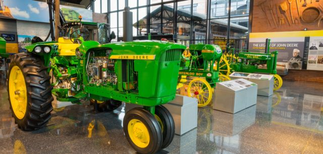 New Passport Promises a First-of-its-Kind John Deere Adventure
