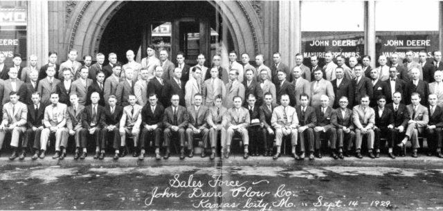 John Deere Celebrates 150 Years in Kansas City