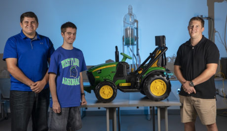 When Your First Set of Wheels is a John Deere Tractor | The