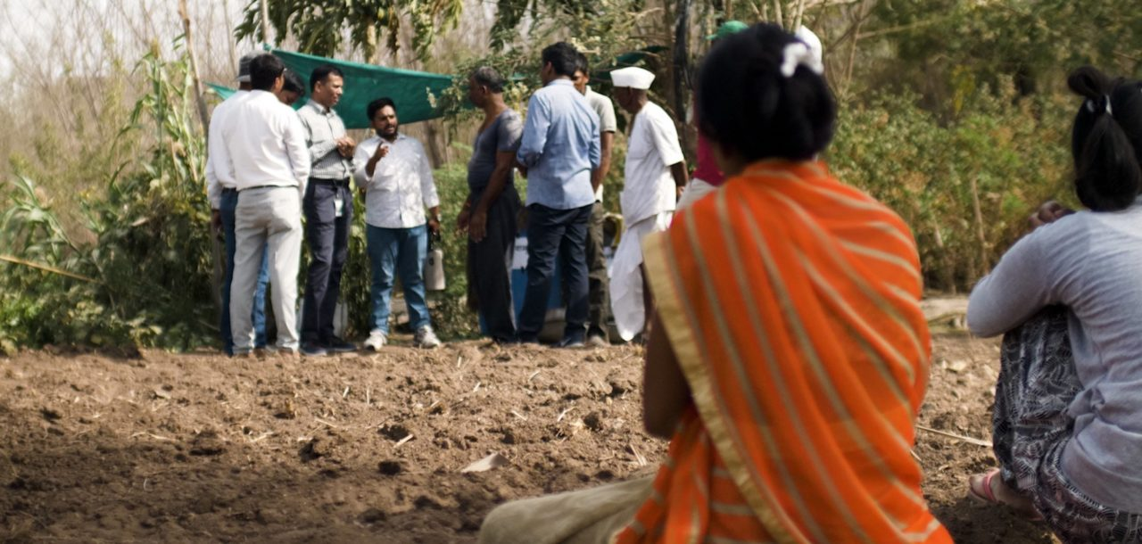 Teaching Farmers New Ways to Succeed in India | The John