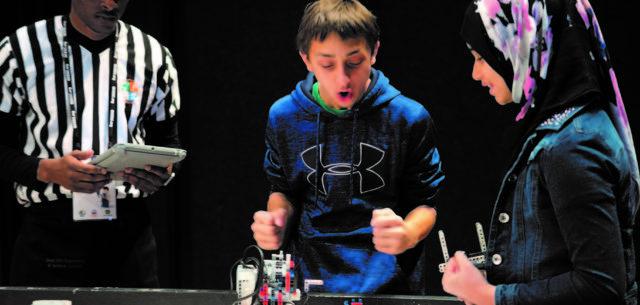 John Deere & FIRST LEGO League