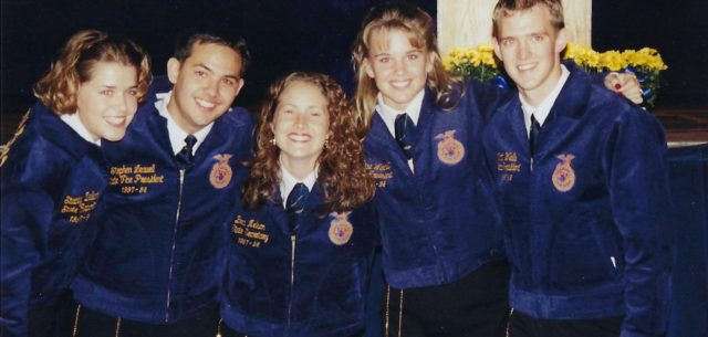 FFA inspires employees to grow the next generation