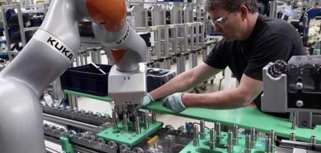 Robots tackle challenging jobs